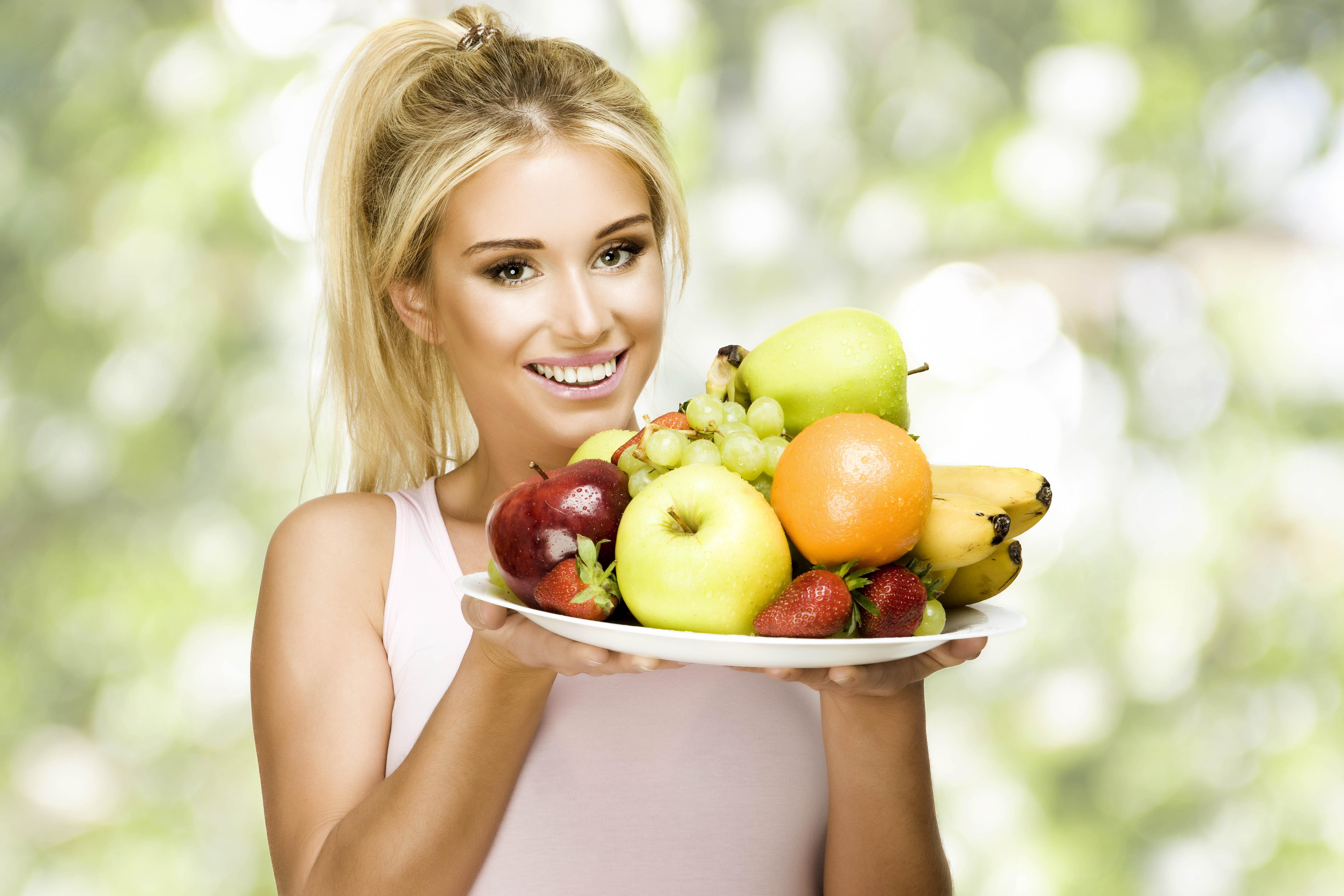 правильное питание для похудения меню по часам