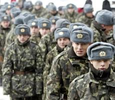 В украине стартовал весенний призыв в