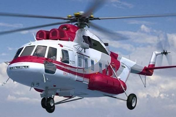 Объемы производства вертолетов вРФ стремительно растут