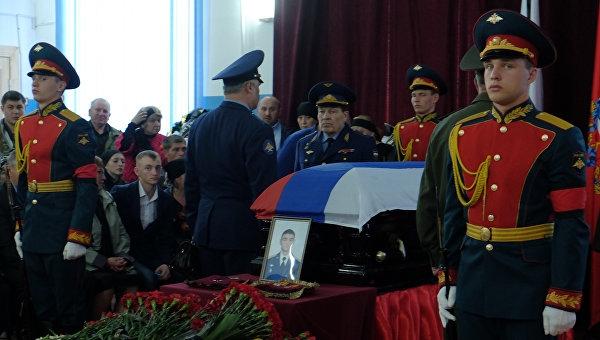 Героя Российской Федерации Александра Прохоренко, погибшего вСирии, похоронят 6мая