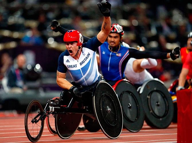 Министр спорта Украины: Отстранение русских паралимпийцев справедливое иправильное