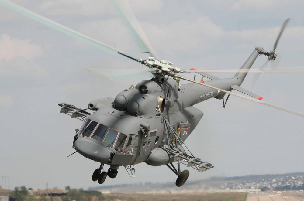 МИД РФ подтвердил освобождение экипажа Ми-17 с русским летчиком