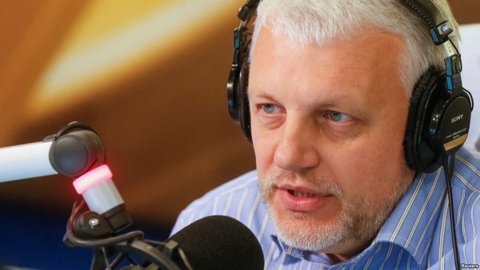Вделе обубийстве Павла Шеремета появились двое подозреваемых
