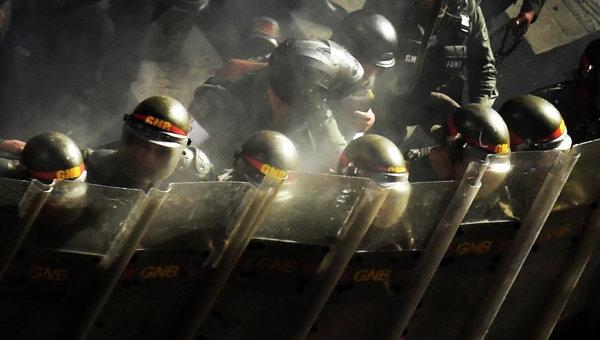 ВВенесуэле десятки тыс. вышли намарш против президента Мадуро (3)
