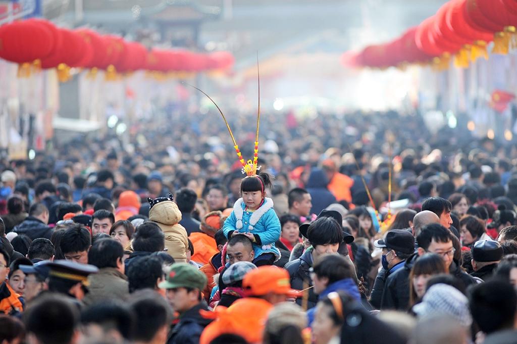 К 2050г. китайцы наполнят практически всю РФ