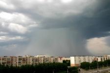 Последствия грозовых дождей в Приднестровье