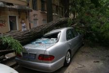 Сорван фестиваль искусств из-за шторма в Одессе
