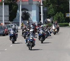 "Акция ""Внимание — мотоциклист"" (ФОТО)"