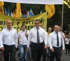 Приднестровье: День России со слезами на глазах