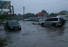 Ураганы и катаклизмы прописались в Одессе