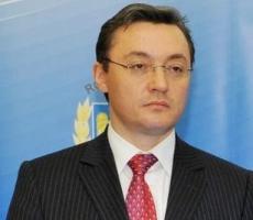 Игорь Корман в Брюсселе впервые на новой должности
