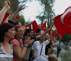 МИД Украины просит своих граждан не участвовать в акциях протеста в Турции
