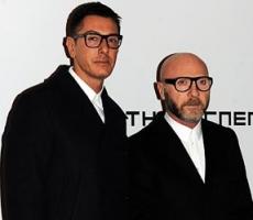 Эпатажная выходка в Милане на показе Dolce&Gabbana