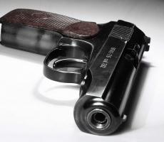 В Тирасполе произошел инцидент, где имел место быть пистолет