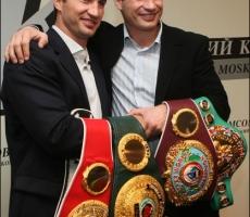 Владимир Кличко против Александра Поветкина