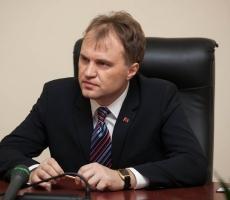 В Парламент ПМР прибудет президент Шевчук для представления кандидатуры нового премьер-министра
