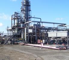 Украинские нефтепереработки упали в производительности