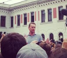 Навальный становится новым Лениным для России