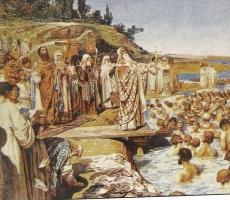 Президент Украины уверен: Крещение Руси важнейшая историческая и религиозная дата