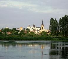 Украина: город Луцк ушел под воду