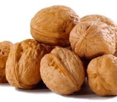 Грецкие орехи - золотой запас человеческого здоровья