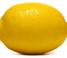 Лимон разрушает раковые клетки