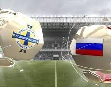 Футбол: ожидание схватки между Северной Ирландией и Россией