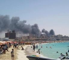 Украинцы продолжают лететь на отдых в Египет