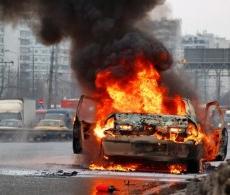 Взрыв автомобиля в Кишиневе: информация о жертвах умалчивается