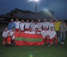 Украинцы Приднестровья первые в мире по игре в футбол