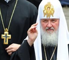 Патриарх Кирилл подарил приднестровцам еще один выходной день