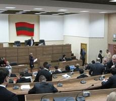 В Приднестровье готовы распустить парламент