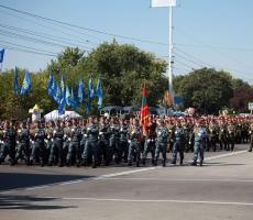 Вчера граждане Приднестровья отметили 23-ю годовщину образования республики