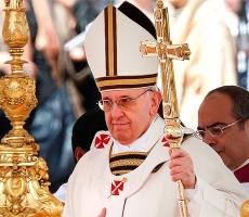 Папа римский обратился к Путину с необычной просьбой