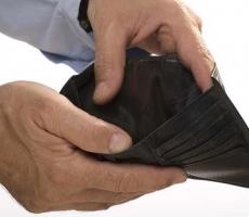 В Приднестровье начались задержки зарплат бюджетникам