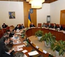 Украинское правительство планирует принять на заседании проект Соглашения об ассоциации Украины с ЕС