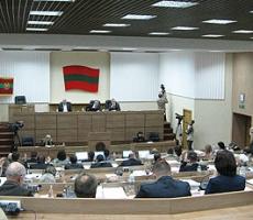 Приднестровский парламент отклонил налоговые инициативы правительства