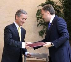Лянкэ и Шевчук пролонгировали соглашение о железнодорожных грузоперевозках через Приднестровье