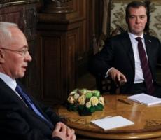 Дмитрий Медведев: Вильнюс закроет для Украины Таможенный Союз