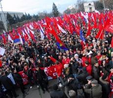Коммунисты Молдовы продолжают атаковать власть