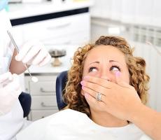 Боязнь стоматолога или как победить  распространенную фобию