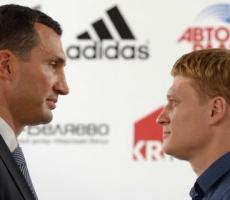 Бой Кличко - Поветкин: делаем ставки!