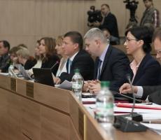 Вчера в Верховном Совете ПМР обсуждался законопроект о бюджете на три года