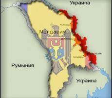 Украина и Молдова возьмут под контроль границу Приднестровья