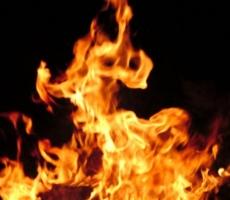 В слободзейском районе случился пожар с летальным исходом