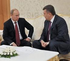 Янукович снова отказал Путину