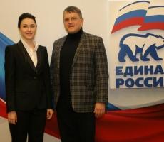 Дмитрий Соин побывал в Государственной Думе России