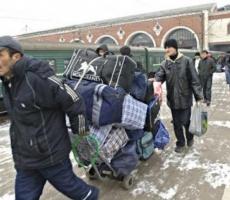 У молдавских эмигрантов проблемы с российскими таможенниками
