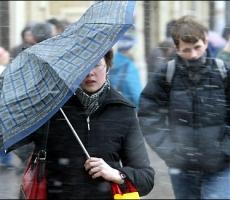 В Украине началось резкое ухудшение погоды