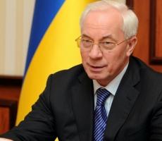 Премьер Украины Азаров предложил разворот на Россию